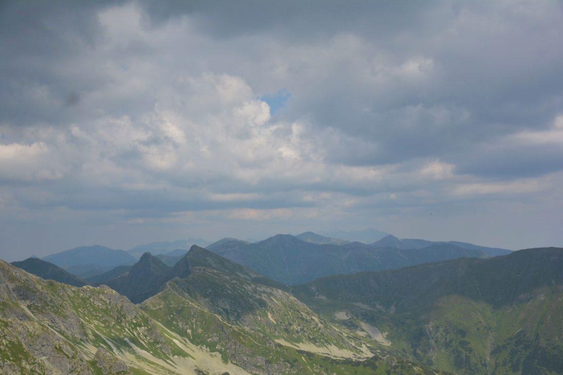 Baníkov Tatra Gebirge
