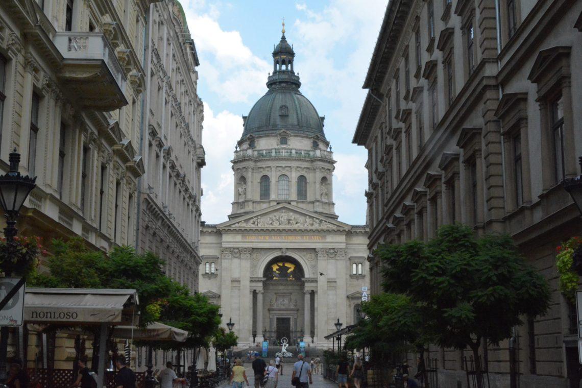 St. Stephans Basilika Budapest
