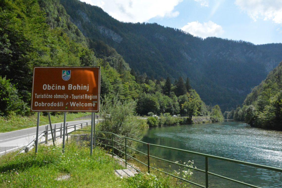 Slowenien Triglav Nationalpark Bohinji