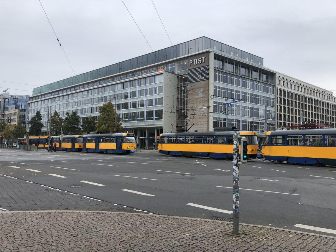 Leipzig Straßenbahn